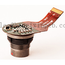 Flex Printed Circuits assembly