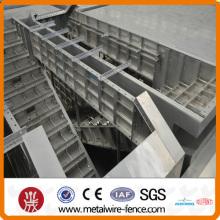 Reciclaje del Sistema de Encofrado de Construcción de Aluminio