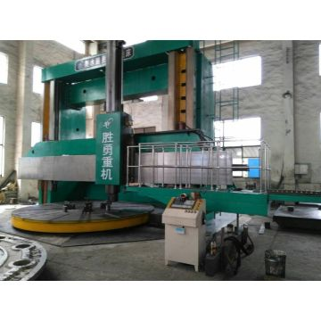 Large vertical lathe services