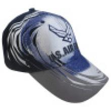 Gewaschener Hut mit Druck 13wd25