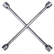 Clé cruciforme entièrement polie