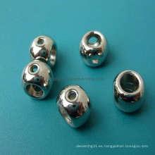 Enchufe de zinc con SGS, ISO 9001: 2008, RoHS