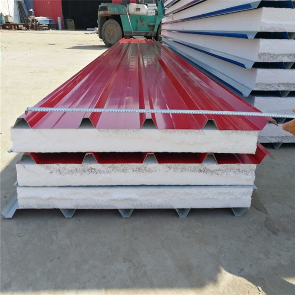 eps sandwich panel for building