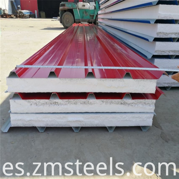 Insulated Sandwich Panel