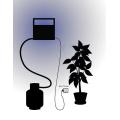 Gerador De Gás Natural Co2 De Estufa 4 Queimadores