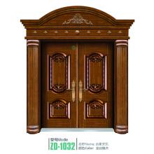 Copper door interior door creative copper interior doors
