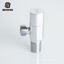 Bathroom hot sale China made export brass long angle valve for toilet