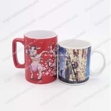 S-4705 beschreibbare Tasse, Werbebecher, Weihnachtsbecher