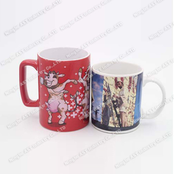 S-4705 Tasse enregistrable, tasses promotionnelles, tasses de Noël