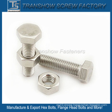 DIN933 Standard Stainless Steel Hex Bolt