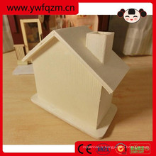 coffre-fort en forme de maison
