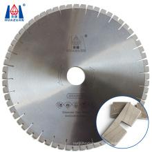 400mm U type segment diamond circular saw stone granite cutting blade