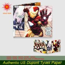 portefeuille en papier Tyvek