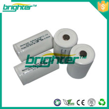 nickel cadmium nicd rechageable d cell battery