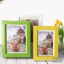 4x4 picture photo frames table stand with easel made in china