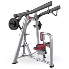 free weight gym equipment / plate loaded gym machine Lat Pulldown