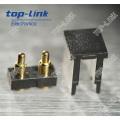 Connecteur Pin Pin Ppin 2pin avec boîtier