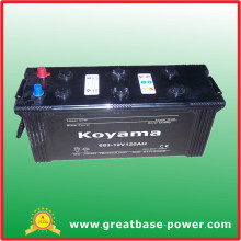 Heavy Duty Truck Battery 683-120ah 12V
