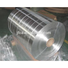 Tiras de alumínio fino tipo bobina para radiador 5052