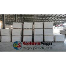 Goldenesign neues Baumaterial 4X8ft mit hoher Dichte PVC-Schaum-Blatt / Schaum PVC-Blatt / Plastikblatt