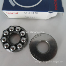 Great Quality Thrust Ball Bearing 2900 Bearing