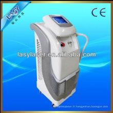 Système OPT de haute qualité machine beauté Elight pour épilation / traitement de l'acné / soins de la peau