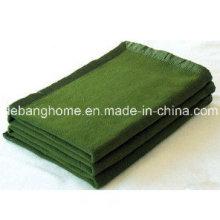 Olive Green Blanket Home Bedding Super Soft Blanket