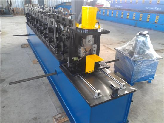 Wall Angle Iron Making Machine, Punching Flower Type Wall Angle Rolling Machine