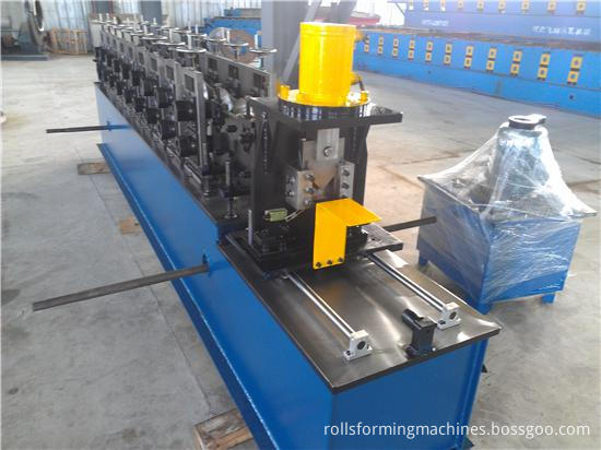 light steel angle keel roll forming machine