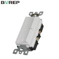 YGD-002 American gfci outlet receptáculo interruptor de alimentación americano