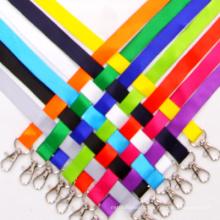 Custom Promotional Gifts Lanyard Logo Print Nylon Hang Rope