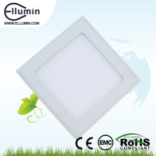 9w epistar chip led delgada luz de panel plano