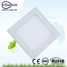 12w super slim high bright indoor led panel light