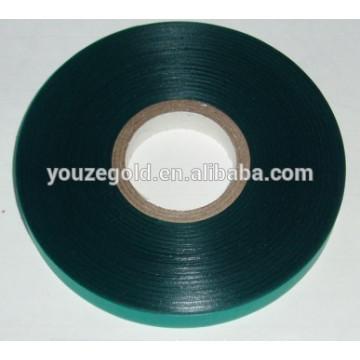 Cinta adhesiva de PVC / PE impermeable no adhesiva Jardín Cintas adhesivas de plástico para plantas