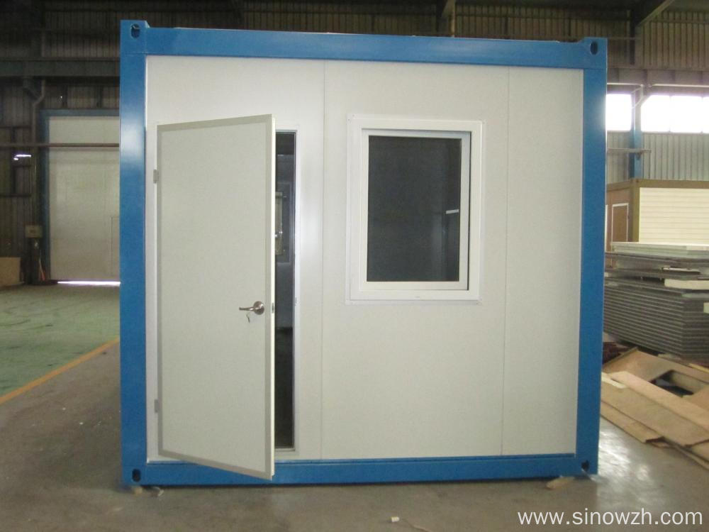 Field Engineering Container Accomodation