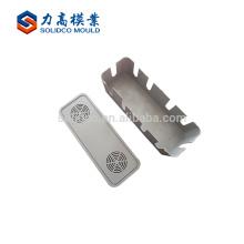 Venta caliente de alta calidad de plástico TV caja de batería molde de inyección