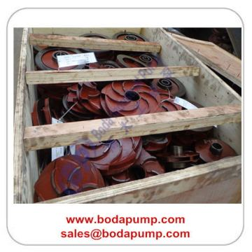 Multistage Water Pump Parts