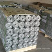 Malla de alambre hexagonal con galvanizado en caliente después de tejer