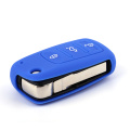 Silicone Car Key Cover for VW Golf 6