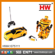 1:14 RC deformation robot with lights