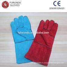 Gants de protection à la main