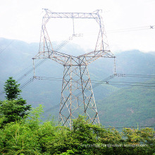 220kv Cat Haead Type Power Transmission Iron Tower