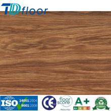 Holzoberfläche PVC Vinyl Plank Bodenbelag mit Klick-Design