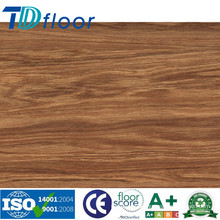 Wood Surface PVC Vinyl Plank Flooring with Click Design