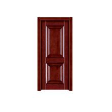 Porta de madeira interior da porta de madeira contínua do quarto da porta (RW015)