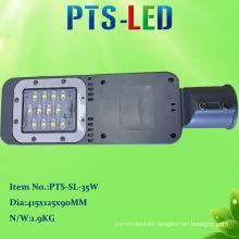 Luz de calle de LED de alta potencia 35W de alta eficiencia COB