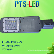 High Efficiency COB High Power 35W LED Street Light