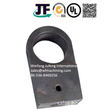 OEM Forged Foundry Metal Forging Parts with Machining