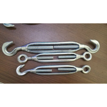 Rigging Carbon Steel E. Galvanized JIS Type Frame Type Turnbuckle