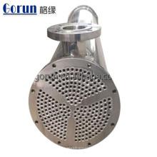 Intercambiador de calor de Shell y tubos / personalizado Intercambiador de calor de Shell y tubos; intercambiador de placas